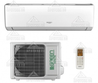Сплит система GREEN GRI/GRO-12 IG2 inverter